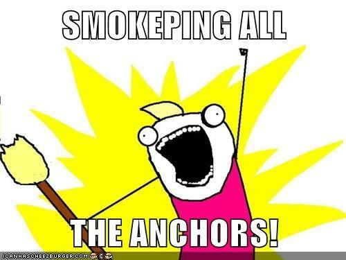 Adding Smoketrace to a Smokeping install